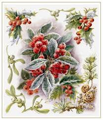 138 best vintage christmas in red and green images on pinterest