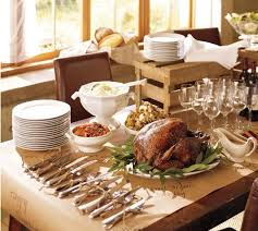 thanksgiving buffet table decorating ideas home design