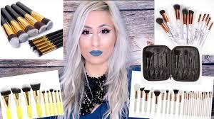 affordable makeup artist 14 affordable makeup brush set alternatives to jenner s