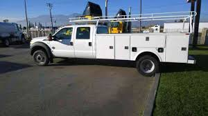 ford f550 utility truck for sale ford f550 crew cab truck 4x4 service utility bed 11ft can be