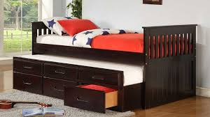 Captain Bed With Desk Int If314 Captain Bed Furtado Furniture
