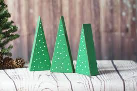 small wooden tree rustic christmas tree decor primitive tree