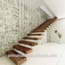 diy floating stairs diy stair railing staircase handrails column