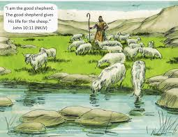 clipart of the lost sheep collection