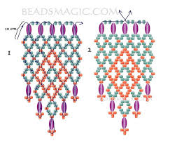 25 best projects to try images on pinterest seed bead earrings