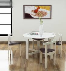 dining tables 5 pc space saver dining set narrow rectangular