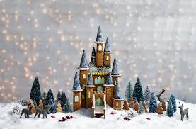 gingerbread fairytale castle tesco real food