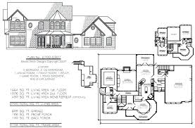 home plans with basements one story house plans with basement 3 bedroom cottage home plan