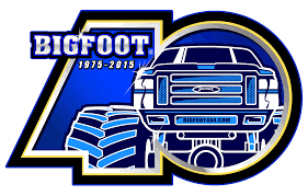 original bigfoot monster truck 40th logo bigfoot 4 4 inc u2013 monster truck racing team