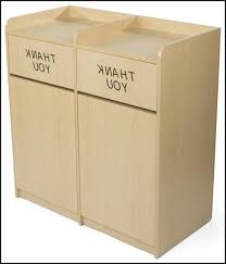 restaurant trash can cabinet cabinet ideas