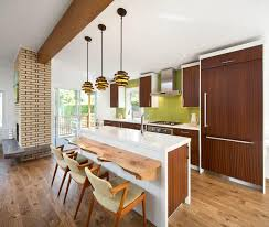 Mid Century Modern Kitchen Flooring by Interior Images About Mid Century Modern Kitchen Ideas With