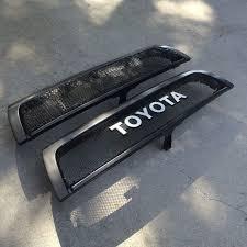 97 toyota 4runner parts satoshi grille mod toyota 4runner tacoma toyota 4runner hilux