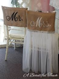 burlap chair covers and mrs burlap chair cover rentals