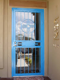 French Security Doors Exterior by Torres Welding Inc Security Screen Doors Torres Welding Las