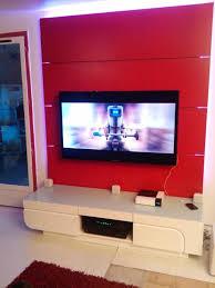 meuble tv caché comment cacher fils derriere meuble tv designs de maisons