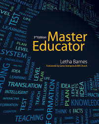 master educator 3rd edition 9781133693697 cengage