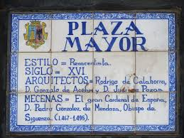 plaza mayor have bag will travel