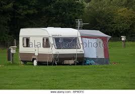 Eriba Puck Awning Touring Caravan Stock Photos U0026 Touring Caravan Stock Images Alamy