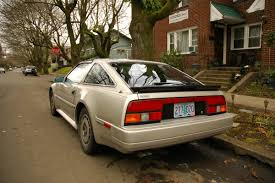 nissan fairlady 300zx old parked cars 1986 nissan 300zx