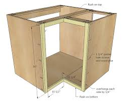 Build Corner Computer Desk Plans by Best 25 Building Cabinets Ideas On Pinterest Clever Kitchen