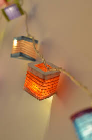 Chinese Lanterns String Lights by Best 10 Multicoloured Lanterns Ideas On Pinterest Multicoloured