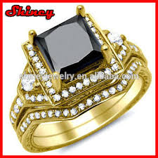 men gold ring design yellow gold mens heavy large cz band ring new gold ring models for