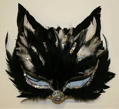 cat masquerade mask cat woman great costumes
