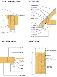 Free Plans How To Build A Wooden Shed by Best 25 Shed Blueprints Ideas On Pinterest Wood Shed Plans