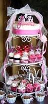 rock star u0026 pretty princess cupcake towers cakecentral com