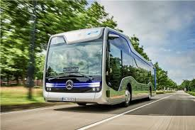 concept bus technology take the wheel this self driving bus could be our