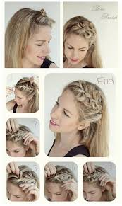 step by step braid short hair 9 types of classy braided hairstyle tutorials you should try