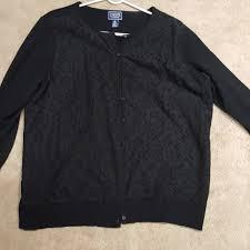 chaps sweaters 79 chaps sweaters chaps cardigan from sue s closet on poshmark