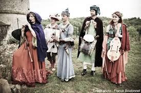 mariage celtique mariage celtique médiéval troubadours de l enlumineur photo 3