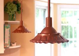 copper farmhouse pendant light modern pendant lights to farmhouse lights with some solder and paint