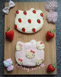 hello kitty bread bento by suit ching wh suitching bento cute
