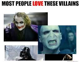 Villain Meme - the most hated villain of all time weknowmemes
