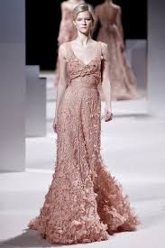Designer Wedding Dresses 2011 Elie Saab Spring 2011 Couture Collection Vogue