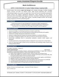 sample resume scm executive resume ixiplay free resume samples