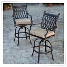 amazing outdoor patio bar stools outdoor bistro bar set com