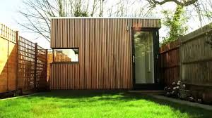 Backyard Offices Garden Office Pod Space Solution For Terraced South London House
