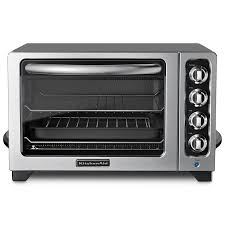 kitchenaid kco223cu 12 inch convection countertop oven
