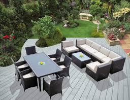 Wicker Patio Furniture Ebay - outdoor couch