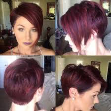 red pixie with highlights shorthair redhair pixie hairstyles
