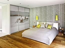 papier peint chambre adulte décoration de chambre 55 idées de couleur murale et tissus
