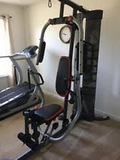 Weider Pro 240 Weight Bench Weider Home Gym Ebay