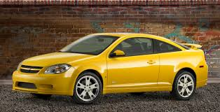 2008 chevy cobalt ss turbo unveiled with 260 horsepower the