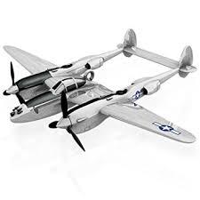 lockheed p 38 lightning american fighter aircraft