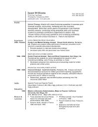resume template for job resume general resume template free word simple templates ideas