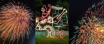 how playa celebrates mexican independence day