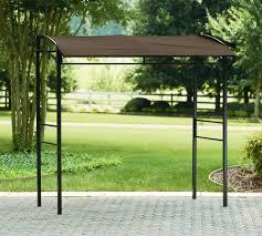 Backyard Canopy Ideas Outdoor Extraordinary Grill Canopy For Your Backyard Decor